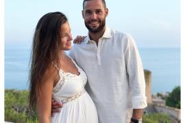 Malena Costa y Mario Suárez, felices con el nacimiento de su segundo hijo