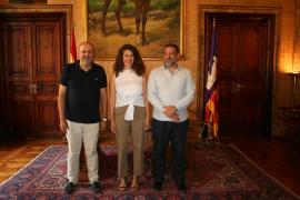 Aina Sastre toma posesión como directora insular de Política Lingüística