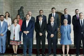 COMPOSICIÓN DEL NUEVO GOVERN DE LA GENERALITAT DE CATALUÑA