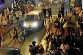 Multitudinaria pelea entre vendedores ambulantes en el West