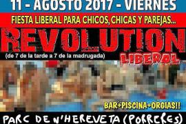 Escándalo en Porreres por la convocatoria falsa de una «fiesta liberal» en n'Hereveta