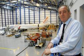 El hangar del grupo Globalia aumentará en 2011 un 15% su actividad pese a la crisis aérea