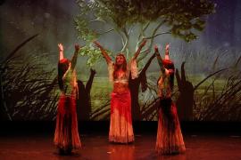'El árbol de Gaia' rinde tributo a la tierra en Jesús