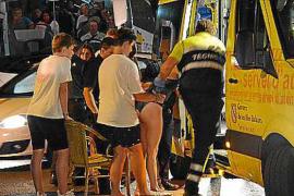 Investigan si una menor que fue hallada en coma en el Port d'Andratx fue drogada