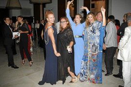 Gala solidaria a beneficio de Projecte Home Balears en el Park Hyatt Mallorca