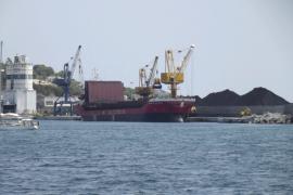 Proyectan una distribuidora de cemento de 2.154 metros en el puerto de Alcúdia