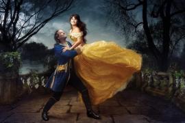 Penélope Cruz se convierte en «La bella» para Annie Leibovitz