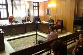 Intentan sacar de la carretera a una testigo del caso Cursach cuando se dirigía a declarar