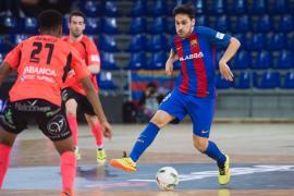 Diego Quintela, tercer fichaje del Palma Futsal