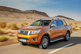 El Nissan Pick-Up Navara, un turismo a efectos de circulación