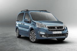 Peugeot ya comercializa el nuevo Partner Tepee Electric