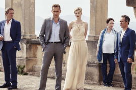 'El infiltrado', exitosa miniserie rodada en Mallorca, llega este lunes a TVE