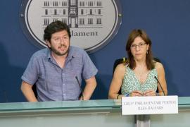 Podemos insiste en prohibir el alquiler turístico en el centro de Palma e Ibiza