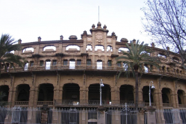 EUIB censura la «pasividad» de Cort ante el «peligroso estado» de la plaza de toros de Palma