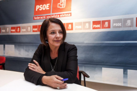La diputada balear Sofía Hernanz vuelve a la cúpula del Grupo Socialista