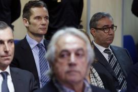 La Abogacía de Baleares pide 6 años de prisión para Urdangarin y Torres en su recurso de casación ante el Supremo