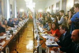 Costa pide al Gobierno un «importante aumento» de policía y guardia civil en Baleares