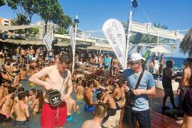 Las expulsiones de turistas incívicos en hoteles de Magaluf subieron un 100% en junio