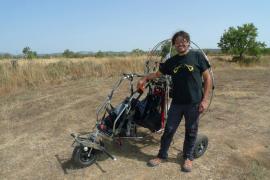 El fallecido en el accidente en Alcúdia, un referente del parapente en Mallorca