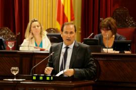 El PP pide al Govern el informe completo de los contratos otorgados a Jaume Garau