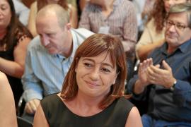 Armengol: «El turismo de borrachera es muy minoritario en Baleares»