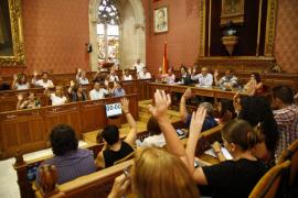 El Consell da vía libre a Cort para derribar sa Feixina