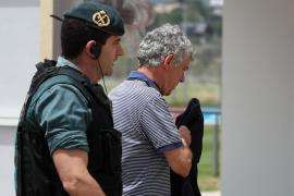 Villar pasará su primera noche detenido en los calabozos de Las Rozas