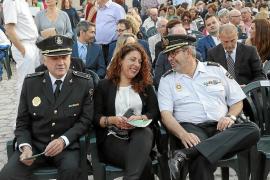 La Policía Nacional acusa a la Policía Local de Palma de «invadir» sus competencias
