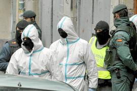 Los etarras detenidos en Vizcaya se atribuyen los asesinatos de Puelles y Conde
