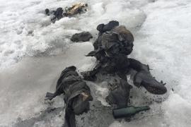 Hallados en un glaciar en Suiza los restos de una pareja desaparecida hace 75 años en los Alpes