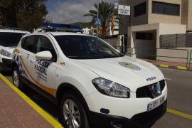 Dos motoristas heridos graves en sendos accidentes en Santa Eulària