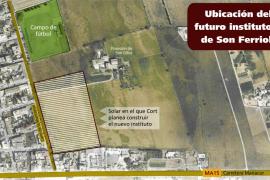 Comienza la modificación del PGOU para hacer un instituto en Son Ferriol