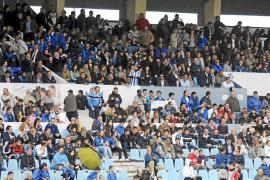 El Balears quiere reducir el aforo del Estadi y proyecta una ciudad deportiva