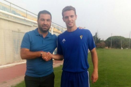 Jordi Tur firma con el Cádiz CF 'B' por tres temporadas