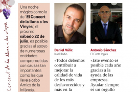 Daniel Vülic y Antonio Sánchez Grao