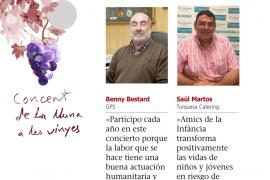 Benny Bestard y Saúl Martos