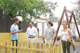 Ses Escoles Velles de Sant Josep acogen una escuela de verano muy especial