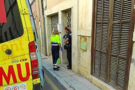 Una mujer sufre una caída en su casa de Inca y pasa dos días en el suelo