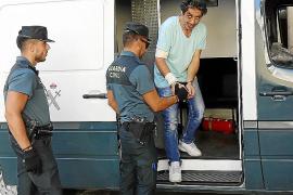 El detenido en Peguera: «Ojalá lo hubiera matado, tenía la escopeta cargada»