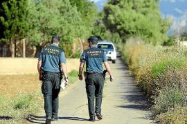 Tres encapuchados asaltan el chalet de un policía nacional en Santa Maria