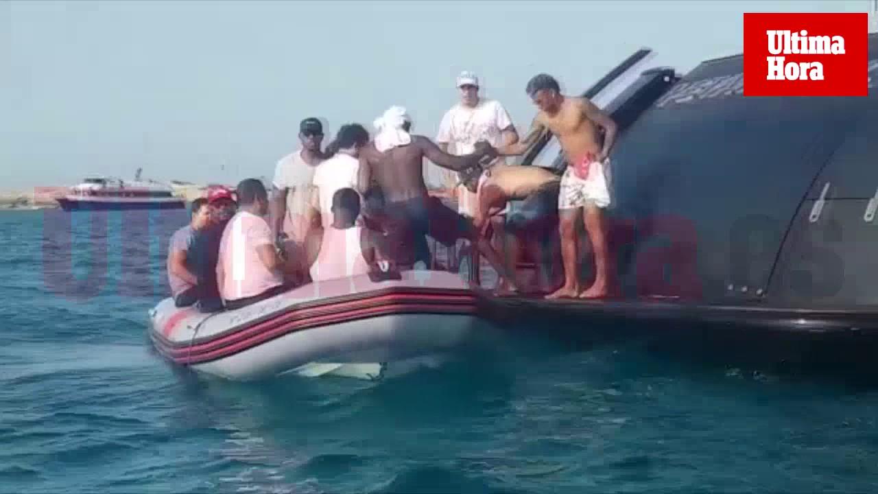 Neymar navega en aguas de Formentera