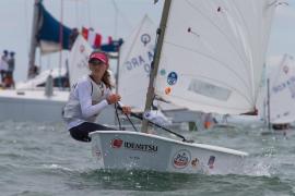 La mallorquina Maria Perelló se proclama campeona del Mundo femenino de Optimist