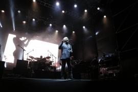 Tom Jones, la voz más libidinosa del revival pop, conquista Port Adriano