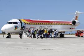 Air Nostrum inicia este viernes la ruta Badajoz-Mallorca