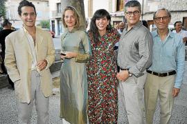 Marta Moriarty expone en Pollença