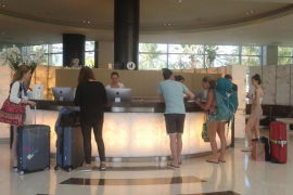 Hasta 9,4 millones de pernoctaciones en junio en hoteles de Baleares