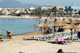 Las aguas de playas y zonas de baño de Palma tienen «un alto nivel de calidad»