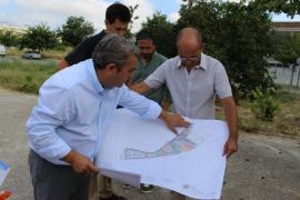 La ronda de Migjorn de Inca será un gran bulevar con carril bici y más zonas verdes