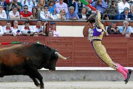 Padilla, El Fandi y Castella abren plaza en el Coliseo Balear