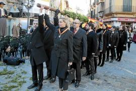 El Consell participará con Cort en la procesión cívica del día del Estendard